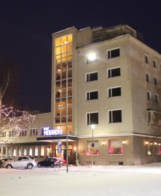 hotelli merihovi talvi ulkokuva  330x400 - Hotelli Merihovi