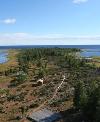 ulla matturi selkasarven maisemaa 330x400 - Perämeren kansallispuisto
